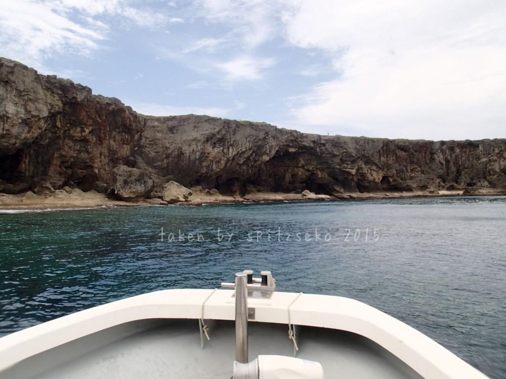 今日は残波岬周辺で3ダイブ